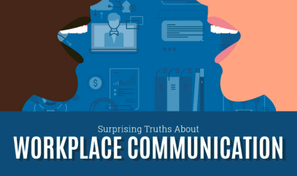 [Infographic]: Surprising Truths About Workplace Communication